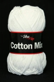 Cotton Mix 8002 - bílá